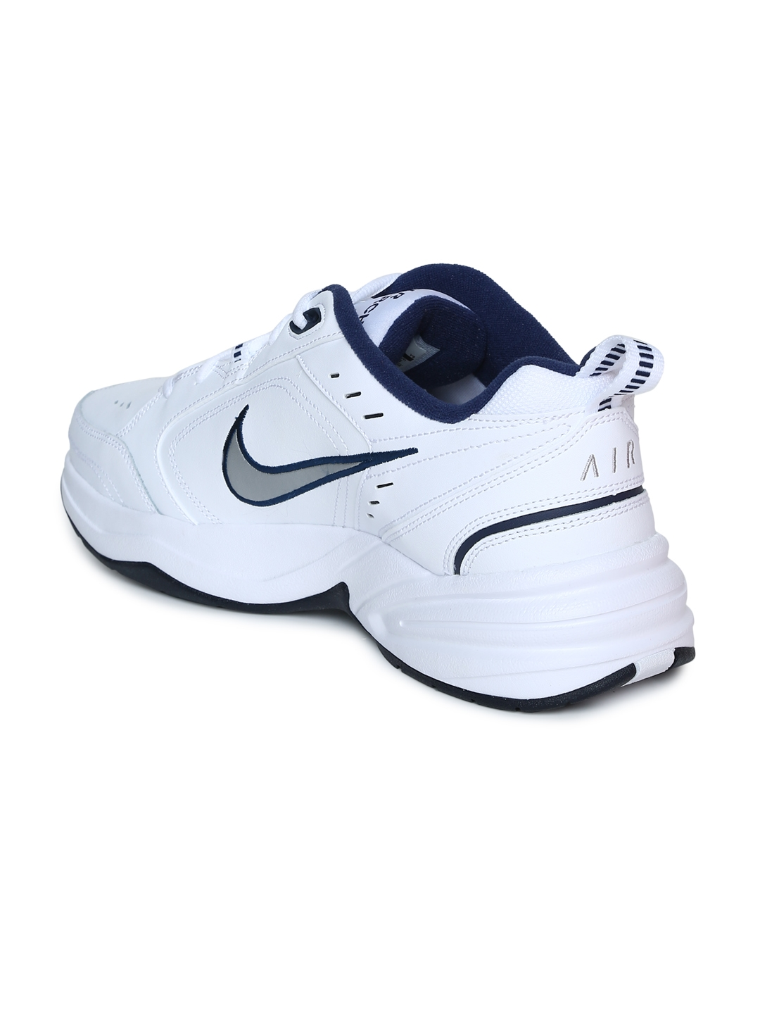 size 40 80583 92254 Nike Men White AIR MONARCH IV Training Shoes