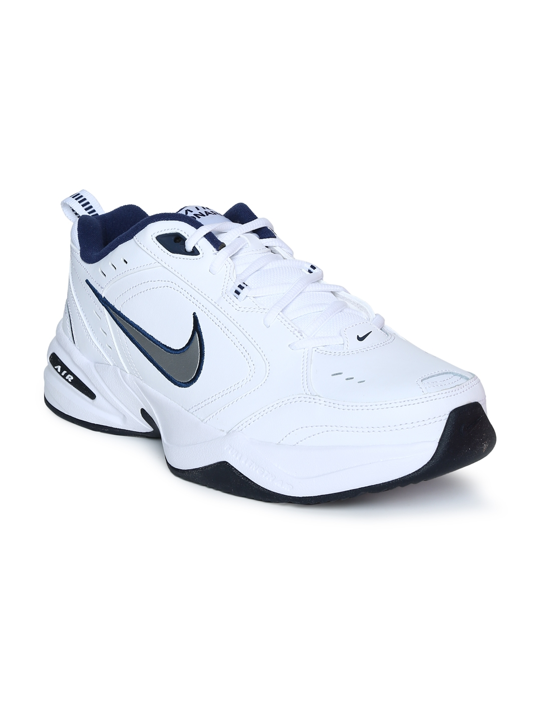 636f4766994610 Buy Nike Men White AIR MONARCH IV Training Shoes - Sports Shoes for ...