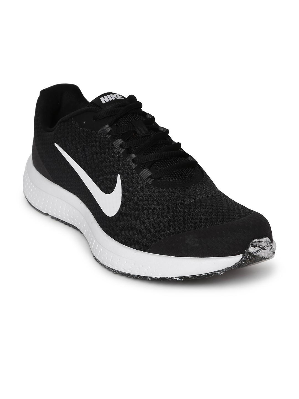 9dbf558ee12 Buy Nike Men Black Run All Day Running Shoe - Sports Shoes for Men ...