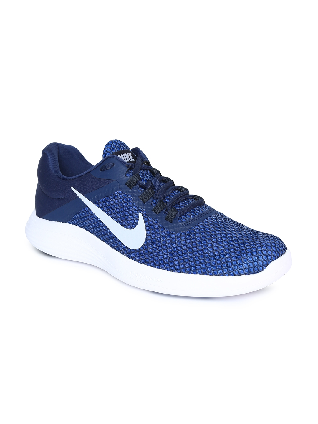 a1f7ed1bd64857 Buy Nike Men Blue Lunar Converge 2 Running Shoes - Sports Shoes for ...