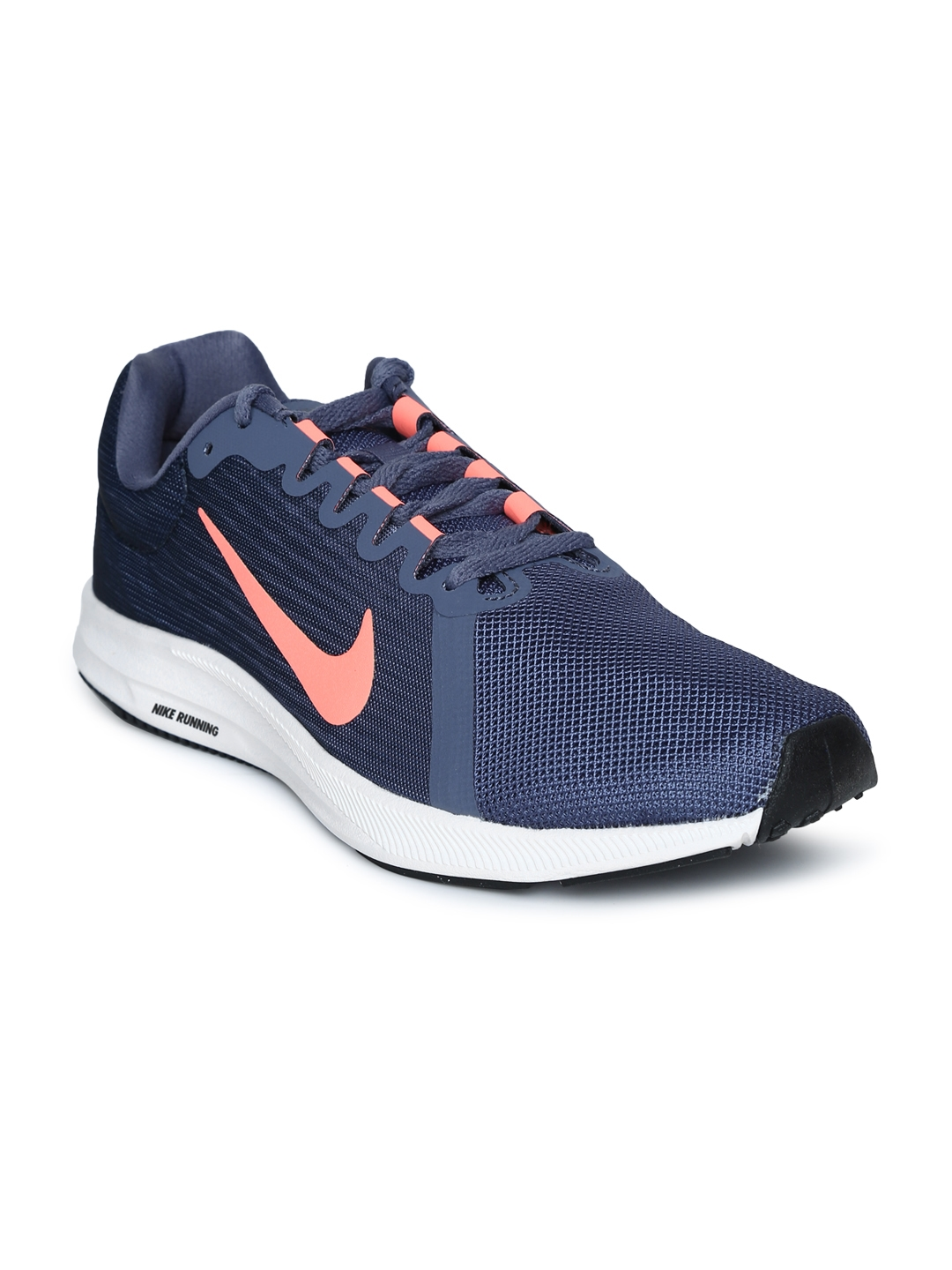 low priced 0d653 97a81 Nike Women Navy Blue Downshifter 8 Running Shoes