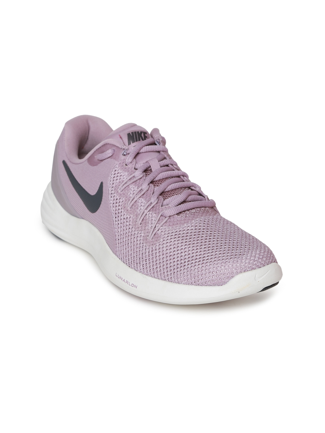 huge discount 1287f 5ae58 Nike Women Purple LUNAR APPARENT Running Shoes