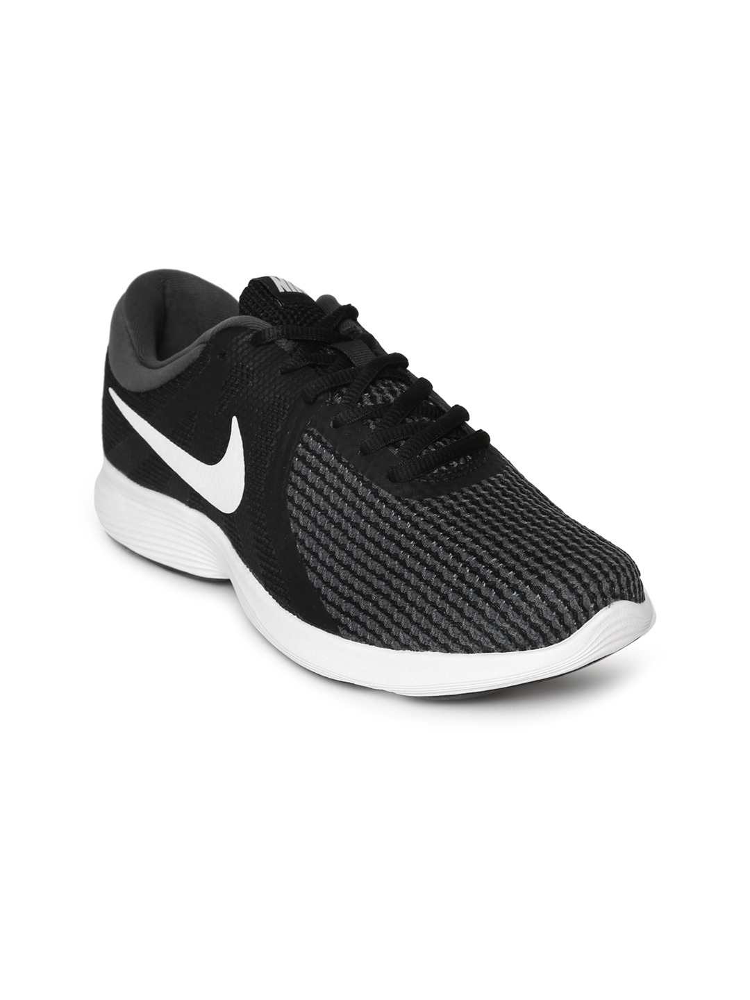 041e1a2d44c Buy Nike Women Black REVOLUTION 4 Running Shoes - Sports Shoes for ...
