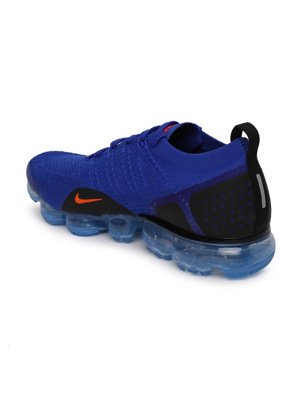 6efa5f7135f8 Buy Nike Men Blue Air VaporMax Flyknit 2 Running Shoes - Sports ...