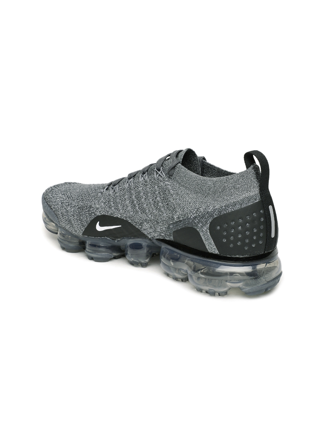 4f98ccc1f4cb4 Buy Nike Women Grey AIR VAPORMAX FLYKNIT 2 Running Shoes - Sports ...