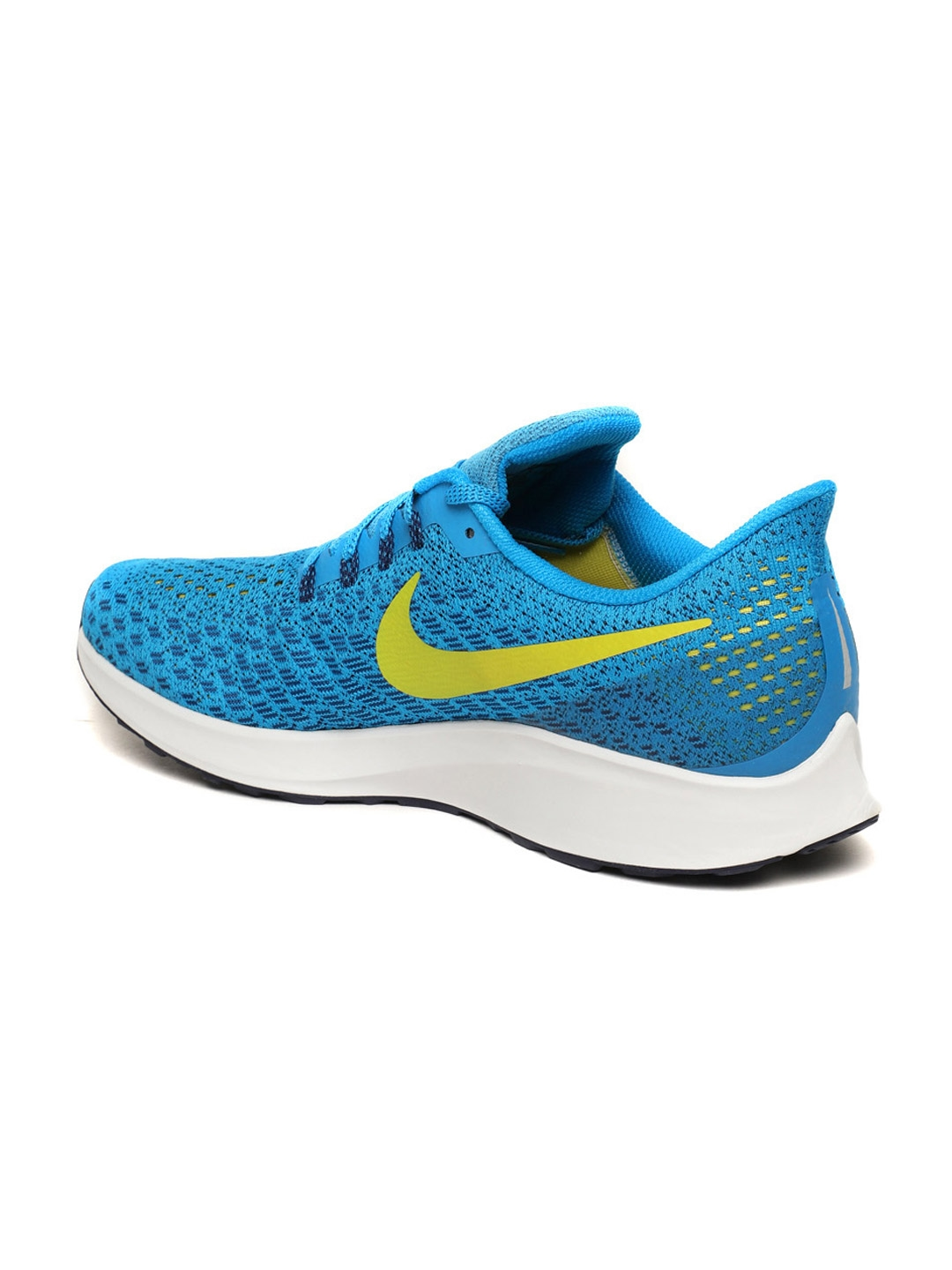 92f5d1ed7e38a Buy Nike Men Blue Air Zoom Pegasus 35 Running Shoes - Sports Shoes ...