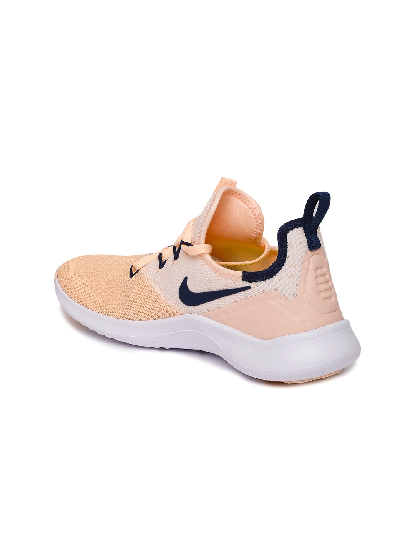 46fd70f09b4a Buy Nike Women Peach Coloured Free TR 8 Training Shoes - Sports ...