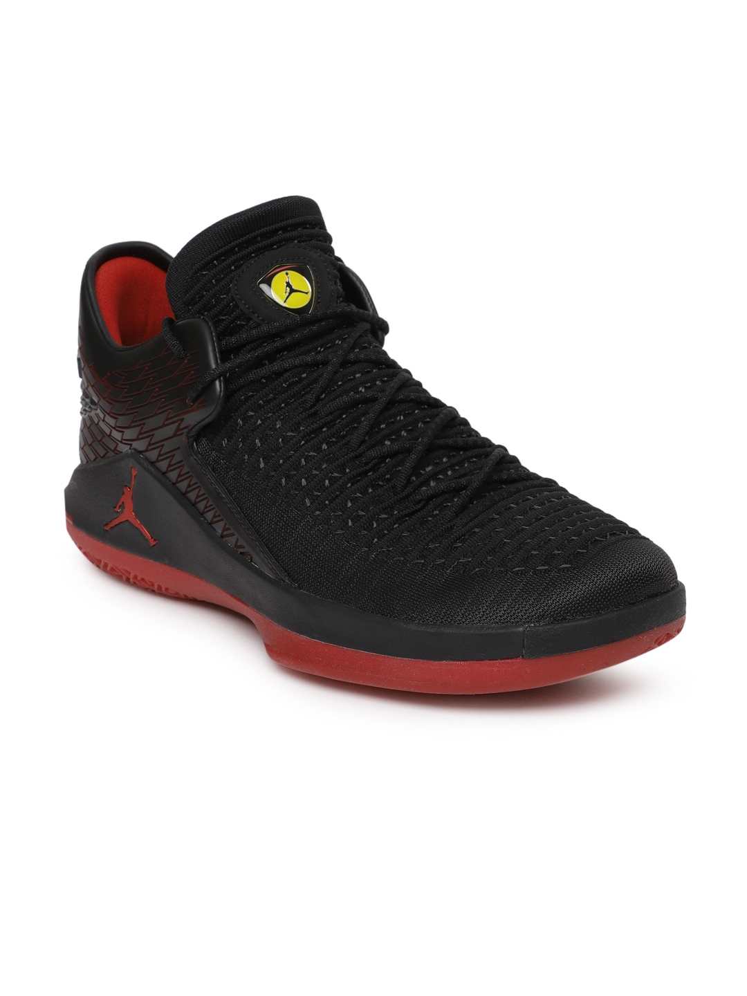 0b4af24972b Buy Nike Men Black Air Jordan XXXII Low Basketball Shoes - Sports ...