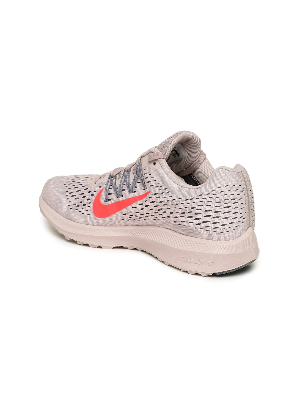229b1249c65a2 Buy Nike Women Pink Air Zoom Winflo 5 Running Shoes - Sports Shoes ...