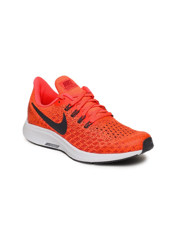 Buy Nike Boys Orange Running Shoes