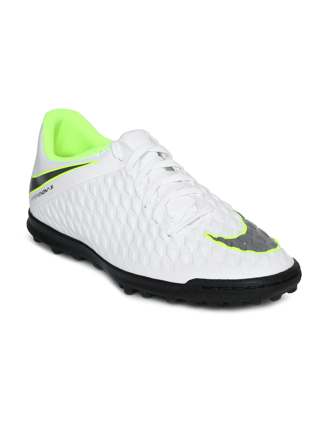 ee0f1a2db9e6d Buy Nike Unisex White PHANTOMX 3 CLUB TF Sports Shoes - Sports Shoes ...