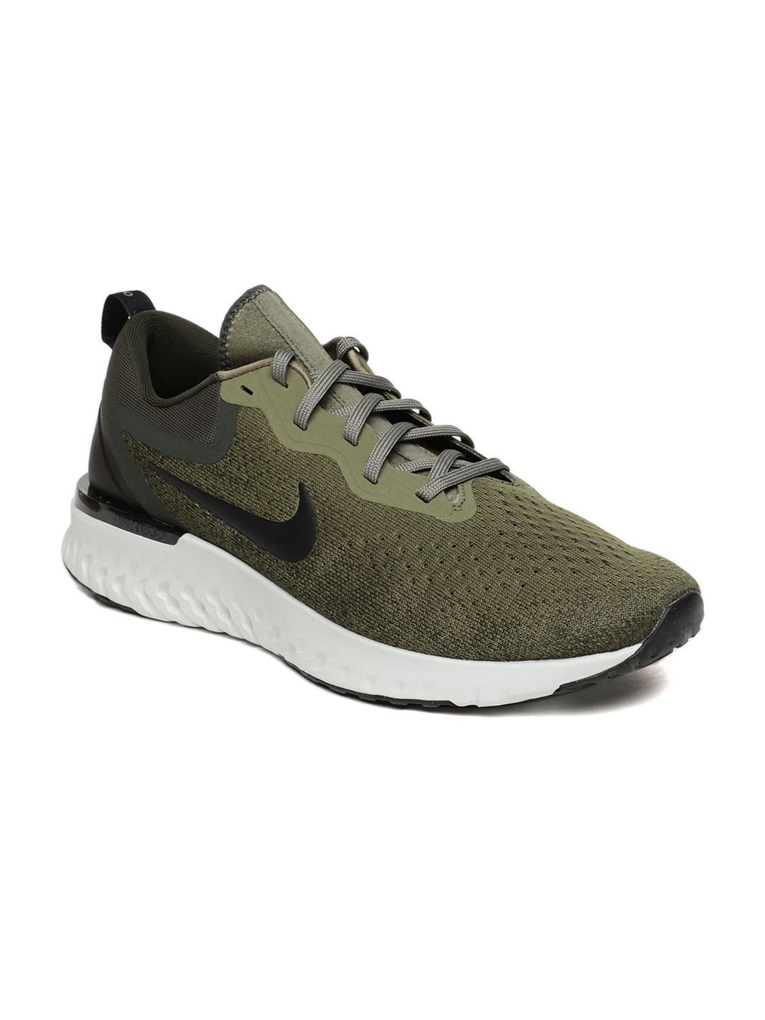 0a570cf14d0b Buy Nike Men Olive Green ODYSSEY REACT Running Shoes - Sports Shoes ...