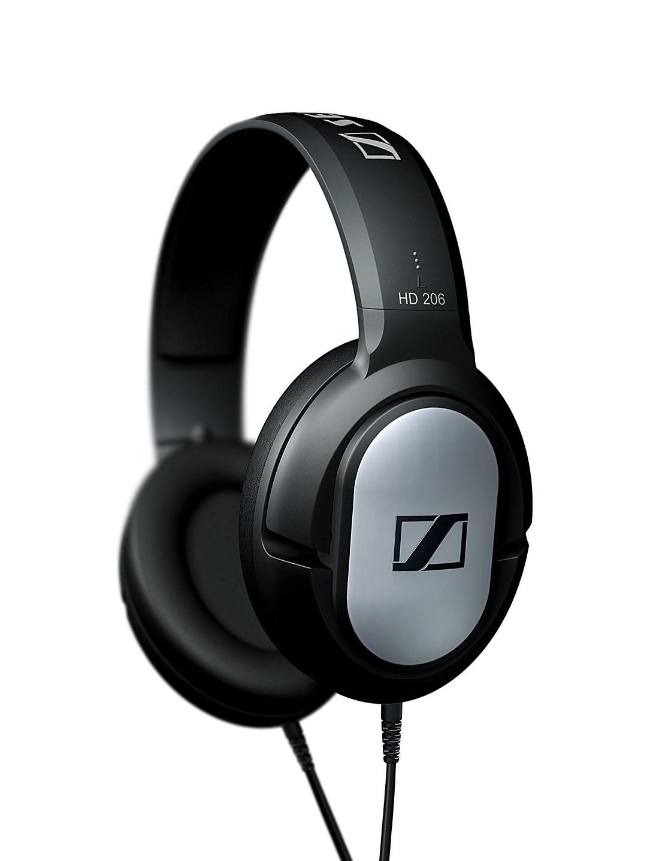 Sennheiser HD 206 Over Ear Wired Headphones Sennheiser Headphones