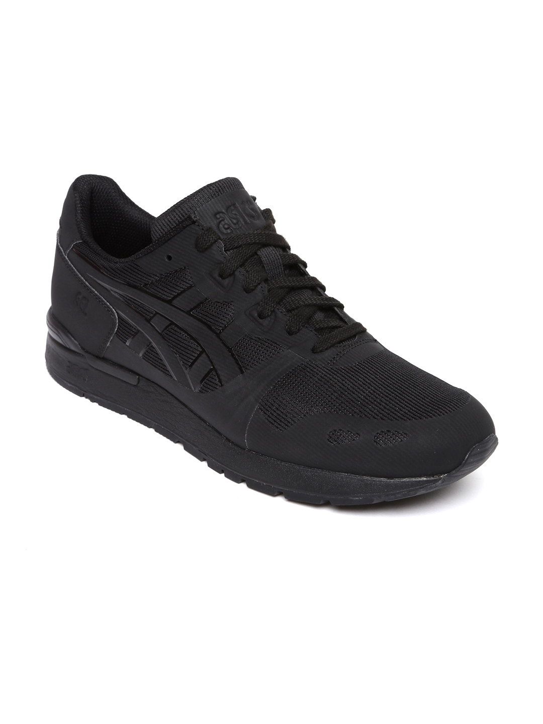 Buy ASICS Tiger Unisex Black GEL LYTE NS Sneakers - Casual Shoes for ... 03621b5da4