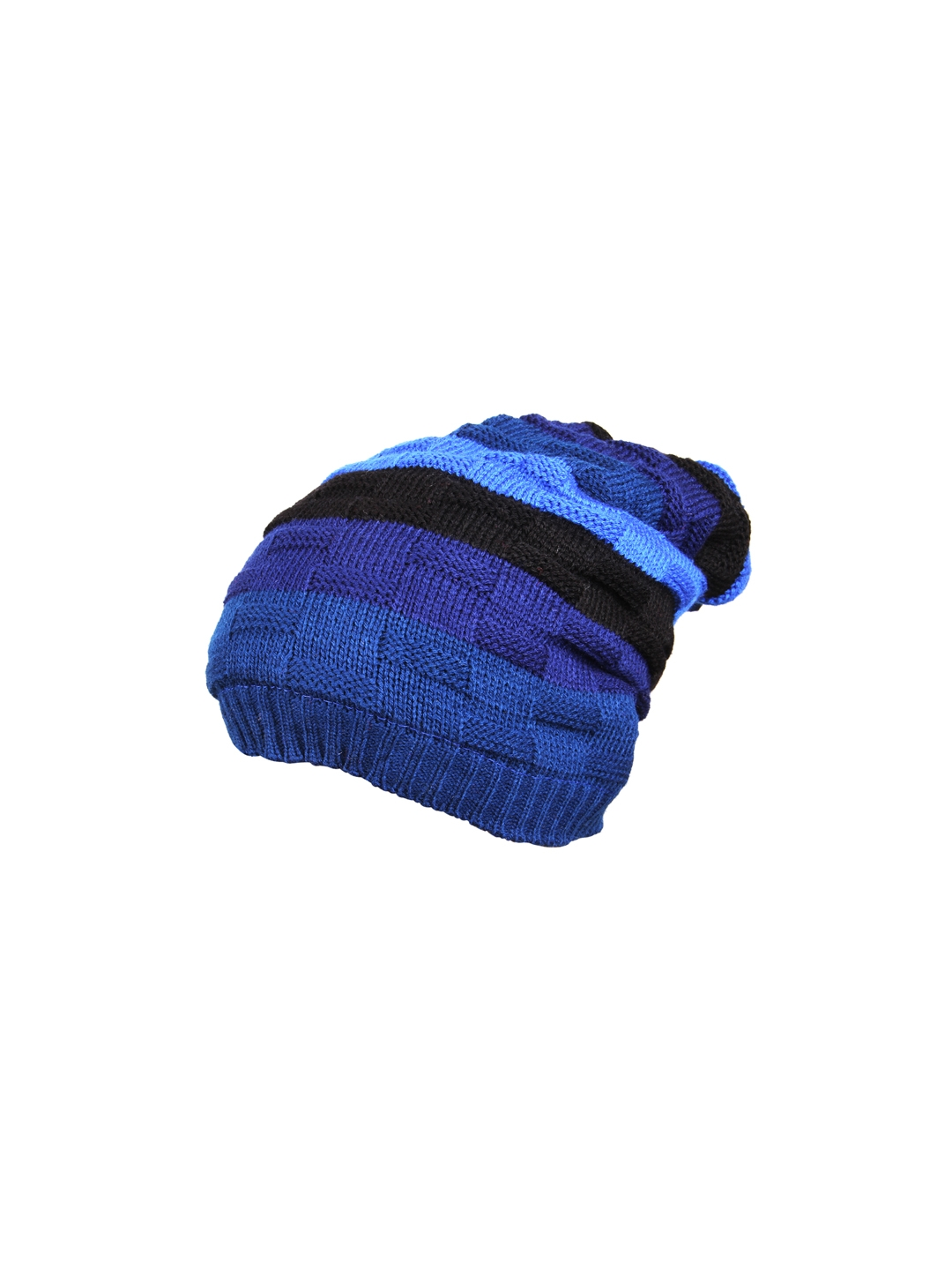 eb00a64eee3 Buy Knotyy Unisex Set Of 2 Beanies - Caps for Unisex 4378494