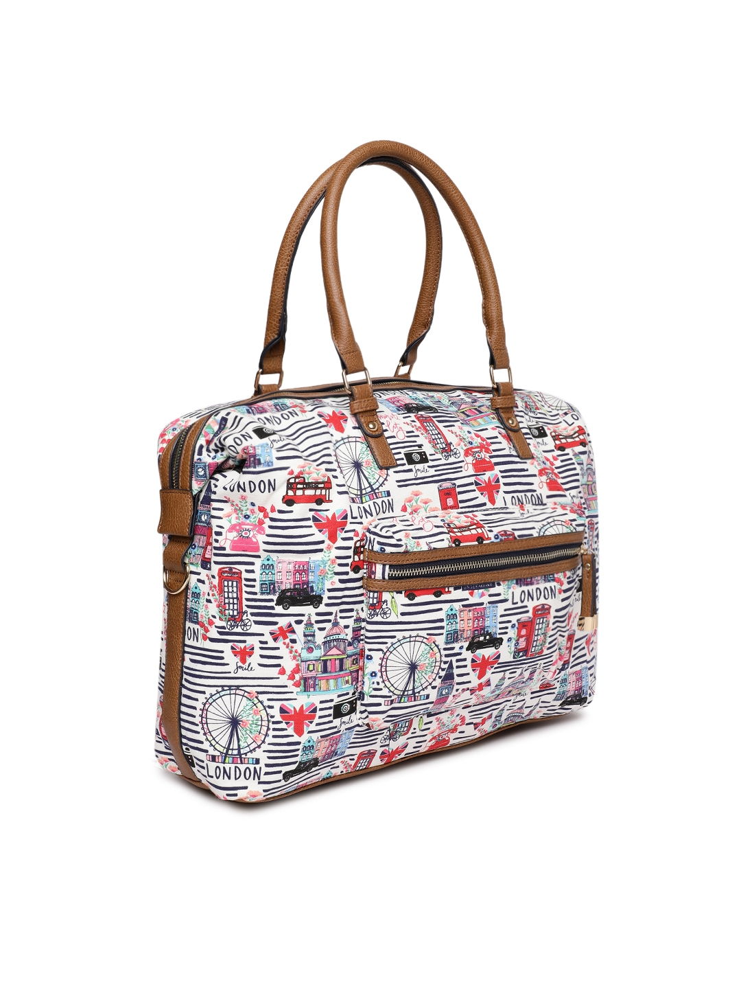 e4641419e31ea6 Buy Accessorize Multicoloured Printed Shoulder Bag - Handbags for ...
