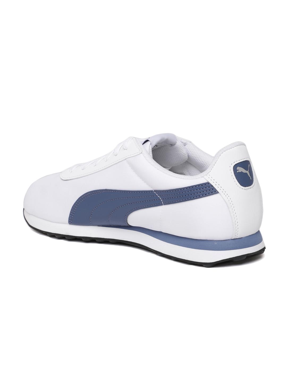 da4133ffb415 Buy Puma Men White Turin NL Sneakers - Casual Shoes for Men 4426013 ...