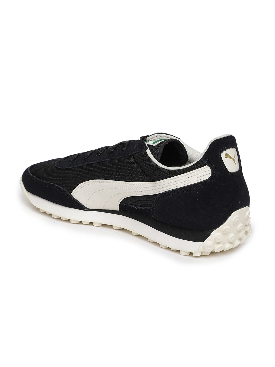 Buy Puma Men Black Easy Rider Classic Sneakers - Casual Shoes for ... 86b09ba2c