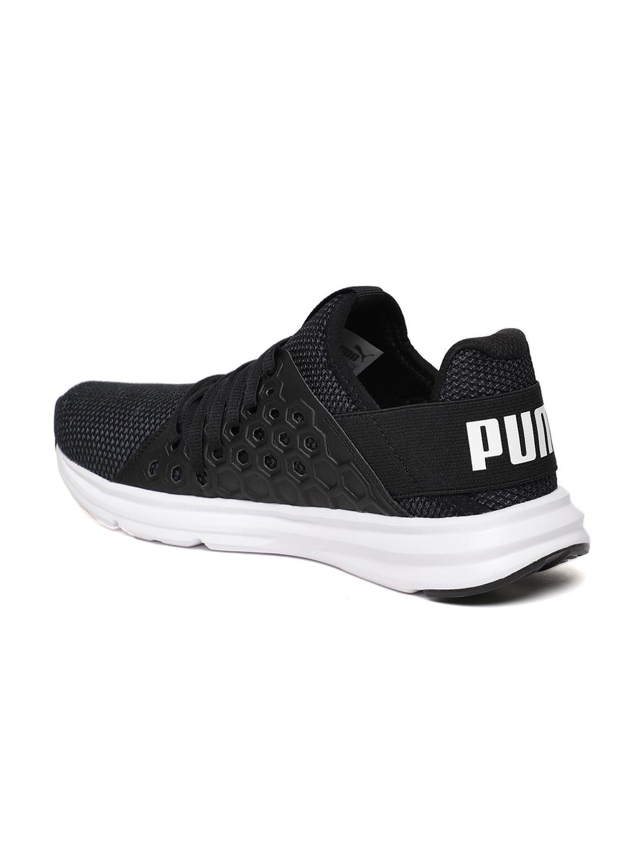 b44261c57406 Buy Puma Women Black Enzo NF Training Or Gym Shoes - Sports Shoes ...
