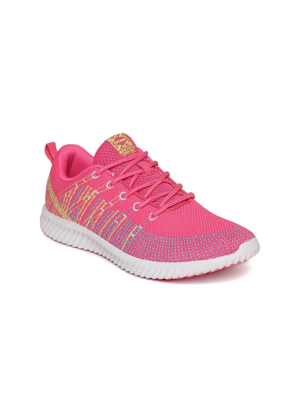 Buy Lee Cooper Women Pink Running Shoes