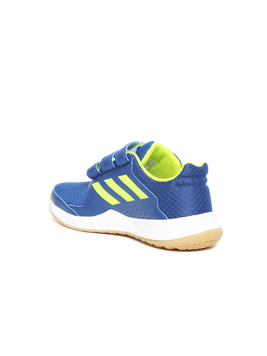 separation shoes aad9c 61b75 Adidas Unisex Blue FORTAGYM Training Shoes