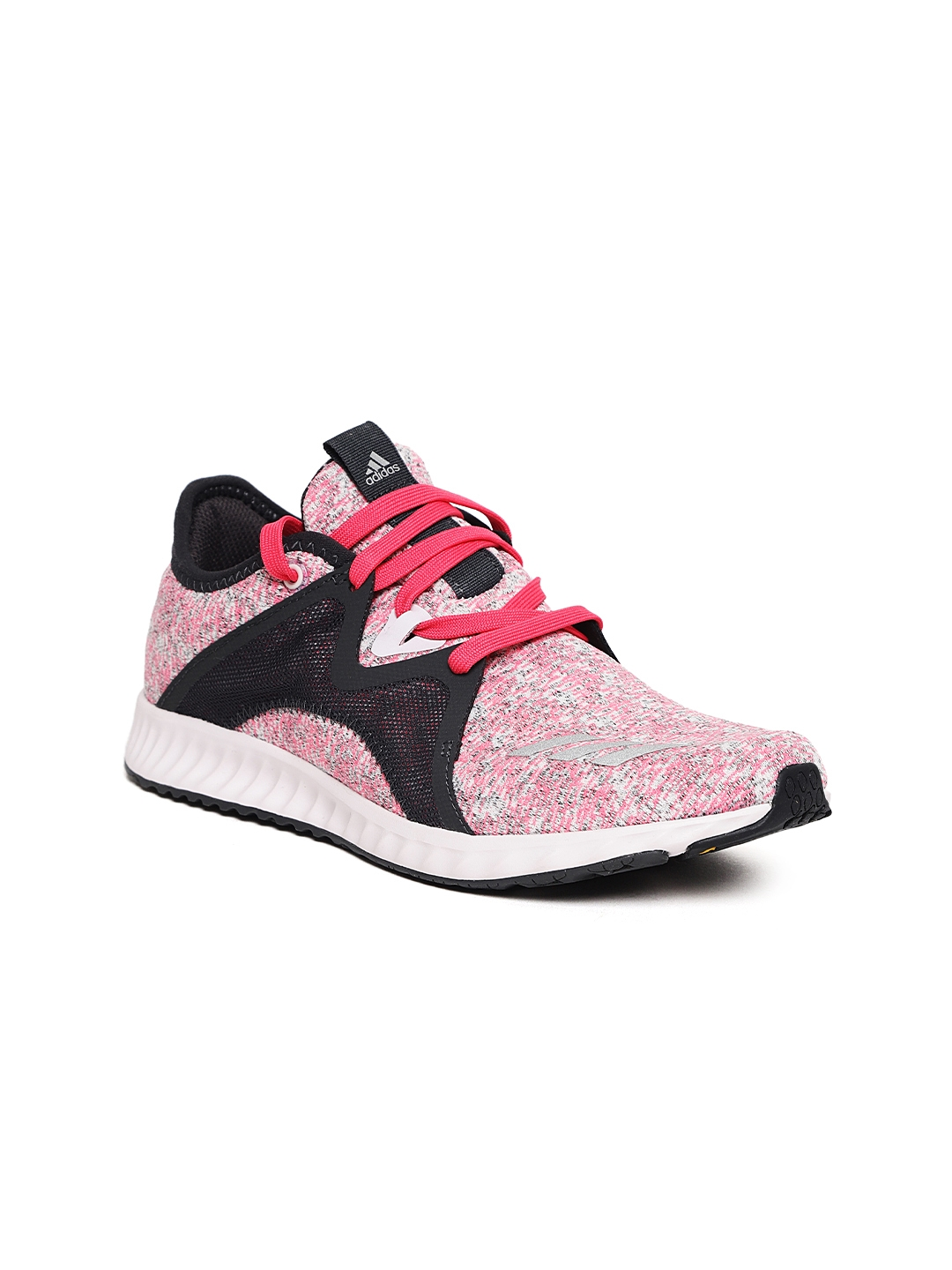 Buy ADIDAS Women Pink   Black Edge Lux 2 Woven Design Running Shoes ... 508cc5051