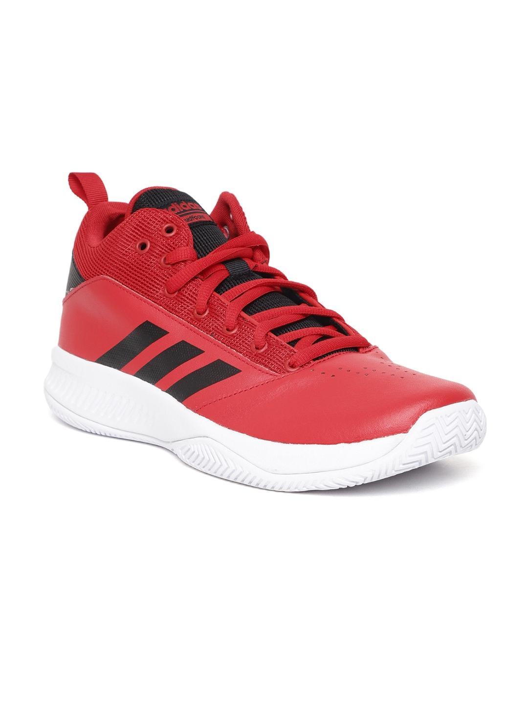 bd0043988106 Buy ADIDAS Men Red CF ILATION 2.0 Basketball Shoes - Sports Shoes ...