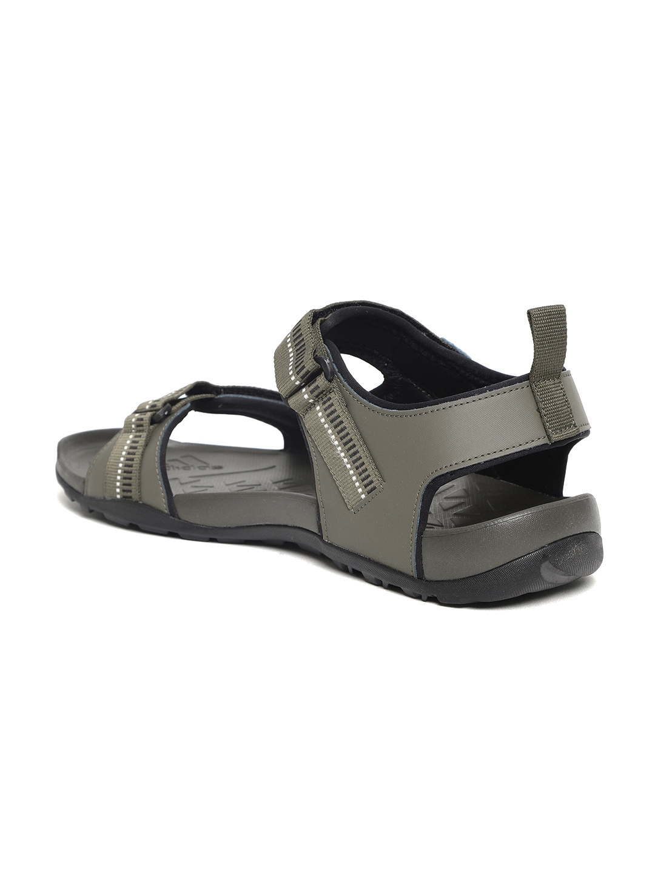 ceca83e5fe63 Buy ADIDAS Men Olive Green GALORE Path Sports Sandals - Sports ...