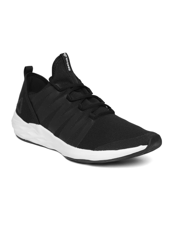 220151a351 Buy Reebok Men Black Astroride Future Running Sports Shoes - Sports ...