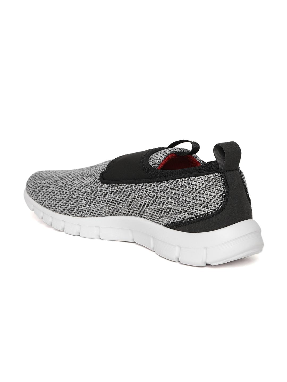 11a75dfae996 Buy Reebok Men White   Black Tread Walk Lite Walking Shoes - Sports ...