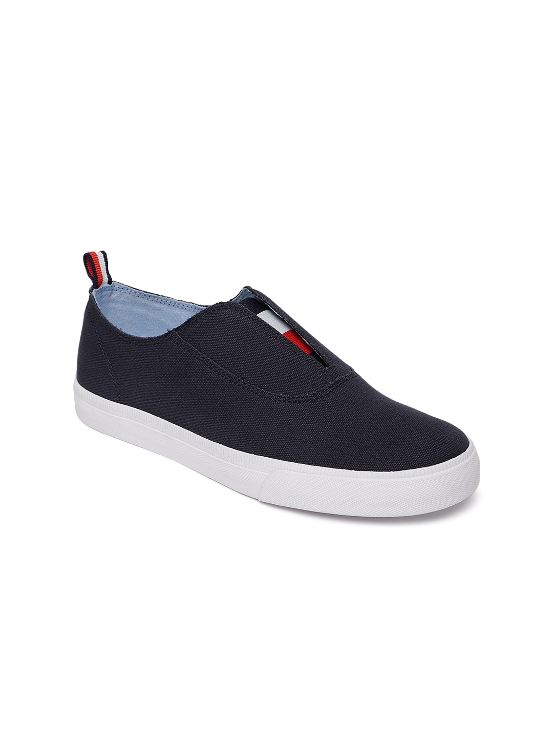 b57cb9466 Buy Tommy Hilfiger Women Navy Sneakers - Casual Shoes for Women ...