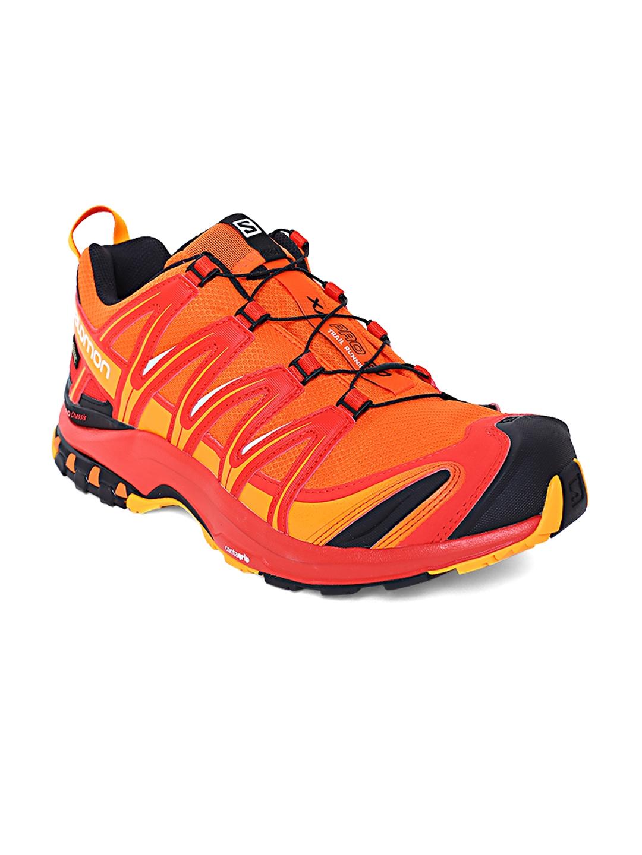 6602500b Buy Salomon Men Orange XA PRO 3D GTX Running Shoes - Sports Shoes ...