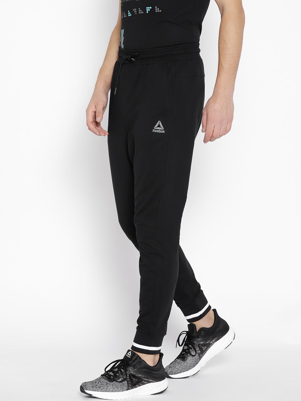 9d0451f6194d Buy Reebok Men Black CS Joggers - Track Pants for Men 4454945