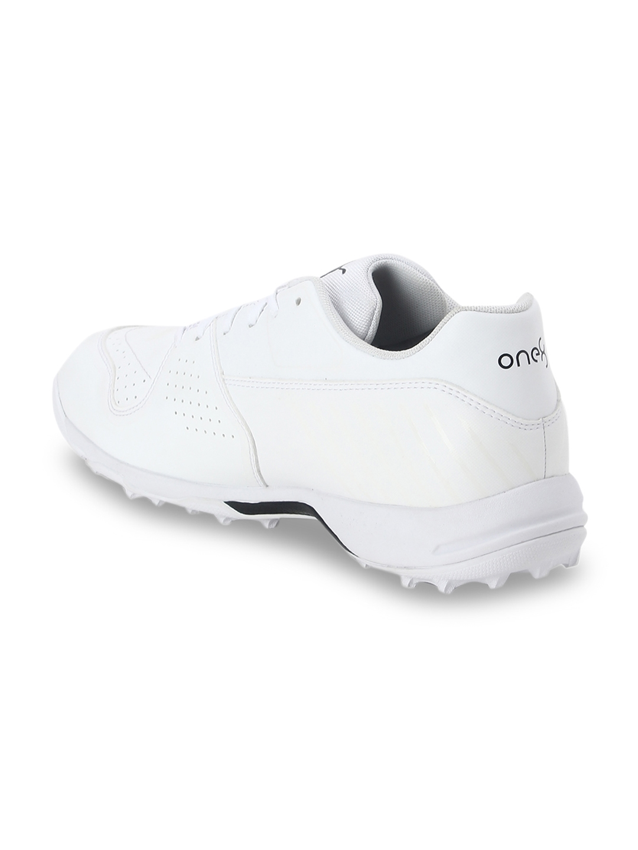 449a0dd4e8356e Buy One8 X PUMA Men White Cricket Shoes - Sports Shoes for Men ...