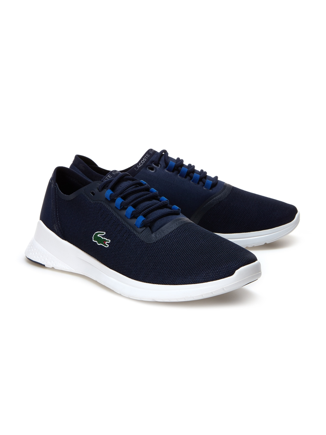 7097f512e Buy Lacoste Men Navy Blue Training Or Gym Shoes - Sports Shoes for ...