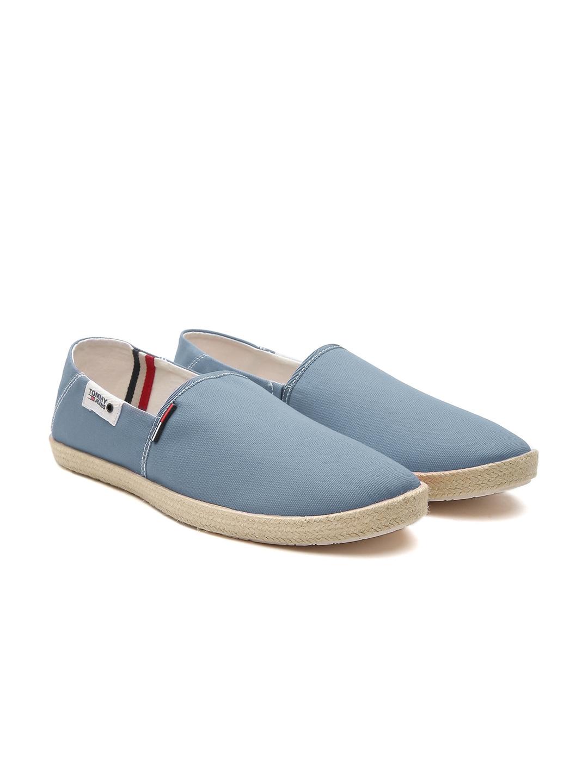 1b388e74c Buy Tommy Hilfiger Men Blue Espadrilles - Casual Shoes for Men ...