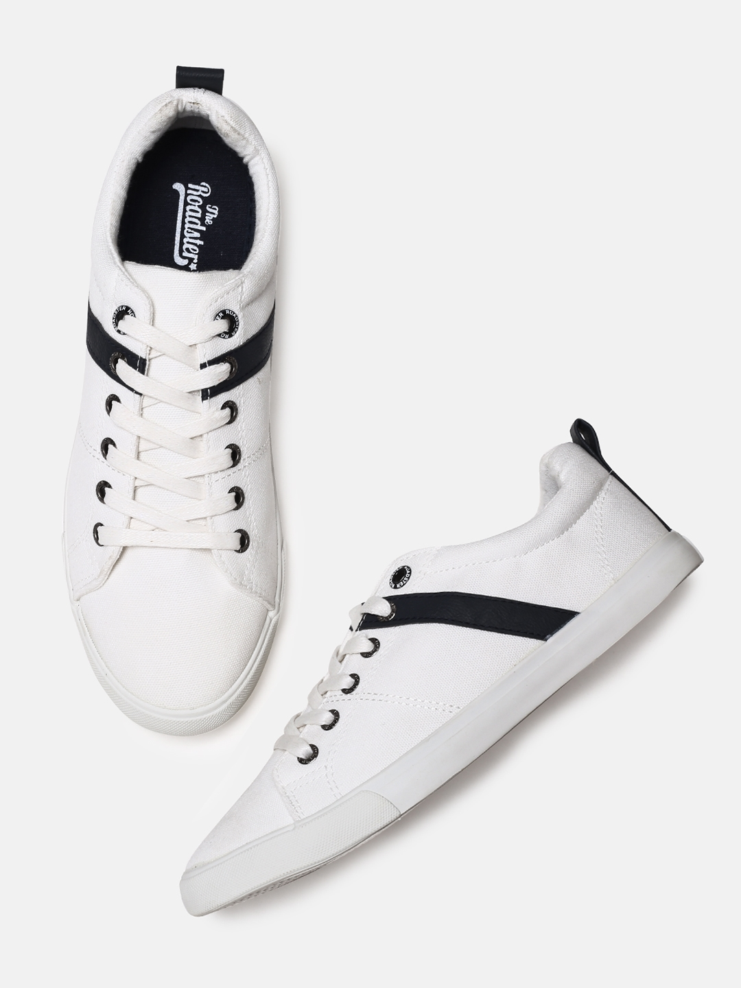 roadster shoes white