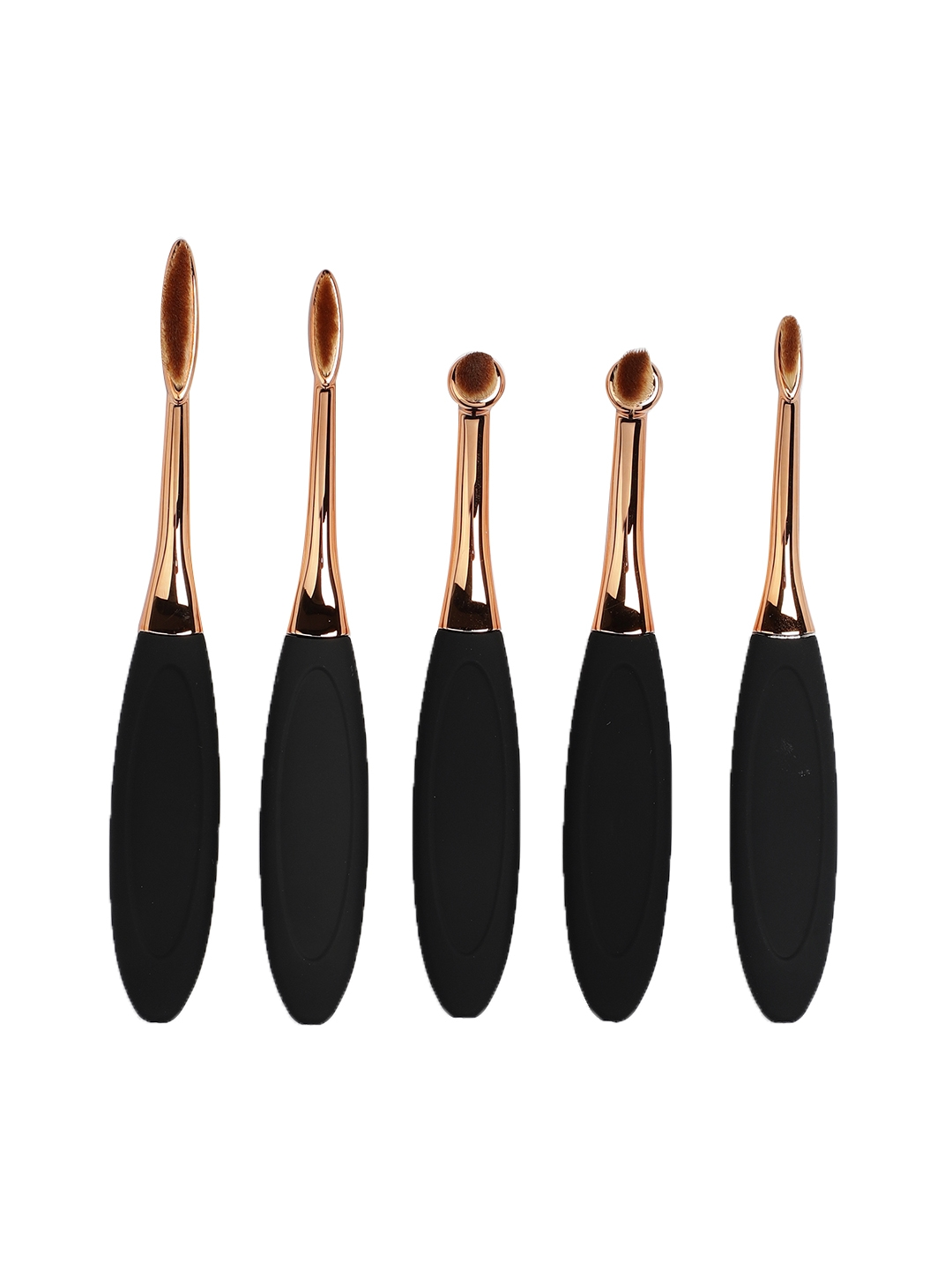 Buy ToniQ Beauty Oval All Eyes On You Makeup Brush Set - Makeup ... 2bfb54c8e7