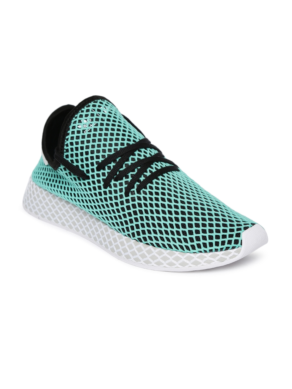 905e30598032 Buy ADIDAS Originals Men Blue Deerupt Parley Running Shoes - Sports ...