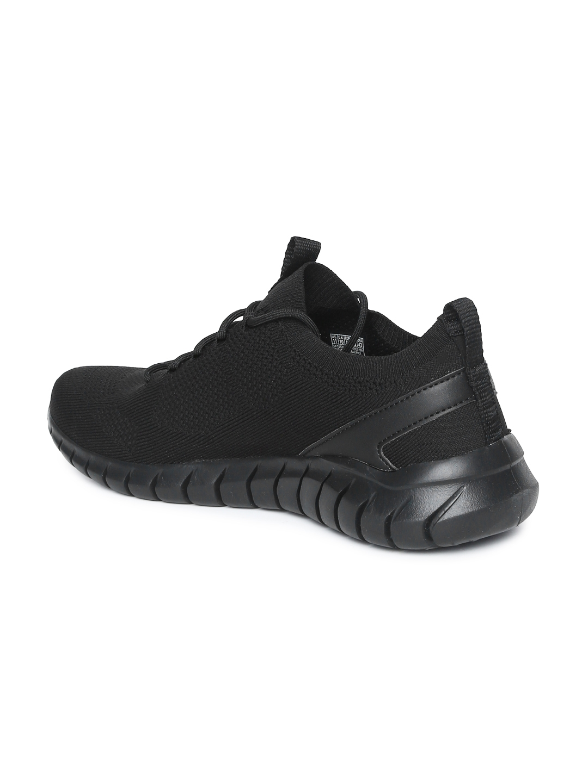 Buy Skechers Men OVERHAUL Black Sneakers - Casual Shoes for Men ... f24b97a54088