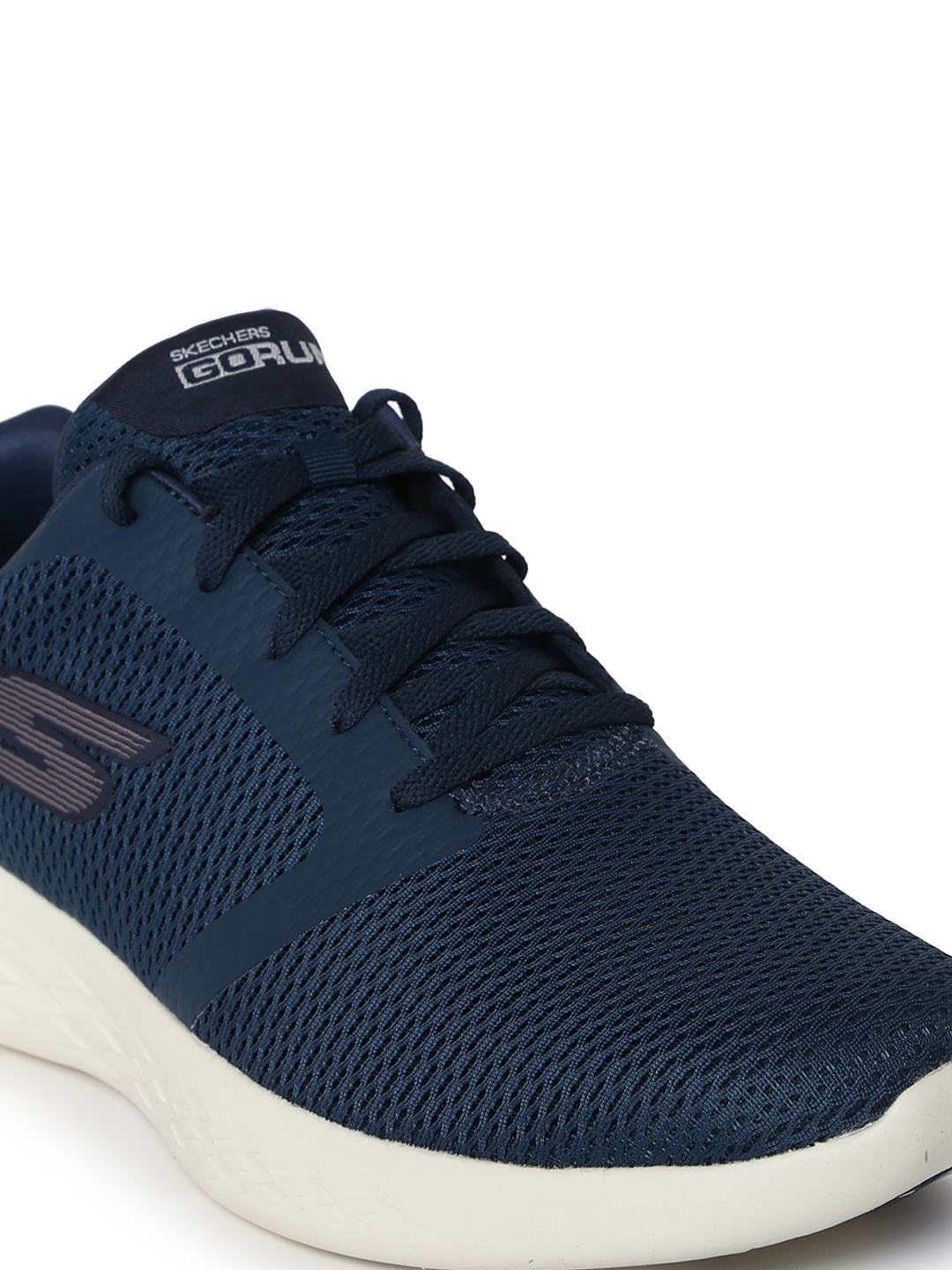 f287c8dd Buy Skechers Men Navy Blue Go Run 600 Refine Running Shoes - Sports Shoes  for Men 5648953 | Myntra