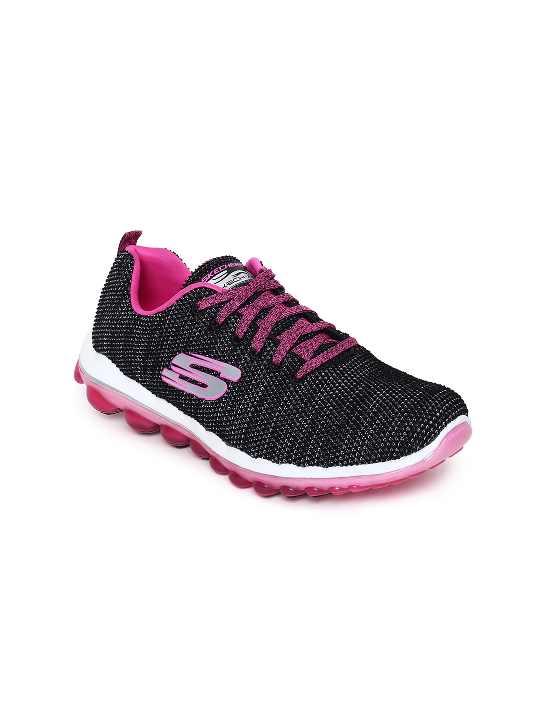 d27be63fd299 Buy Skechers Women SKECH AIR 2.0 Black Sneakers - Casual Shoes for ...