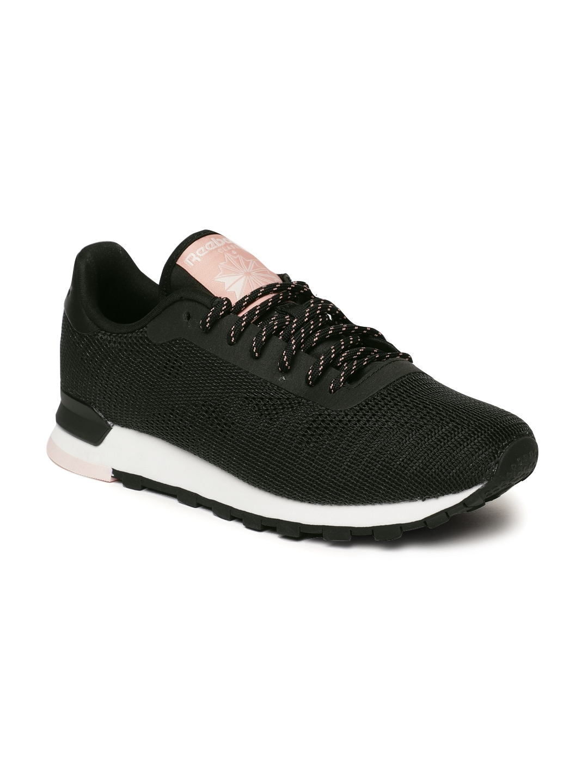 93bf0be4993fbc Buy Reebok Classic Women Black CL FLEXWEAVE Sneakers - Casual Shoes ...