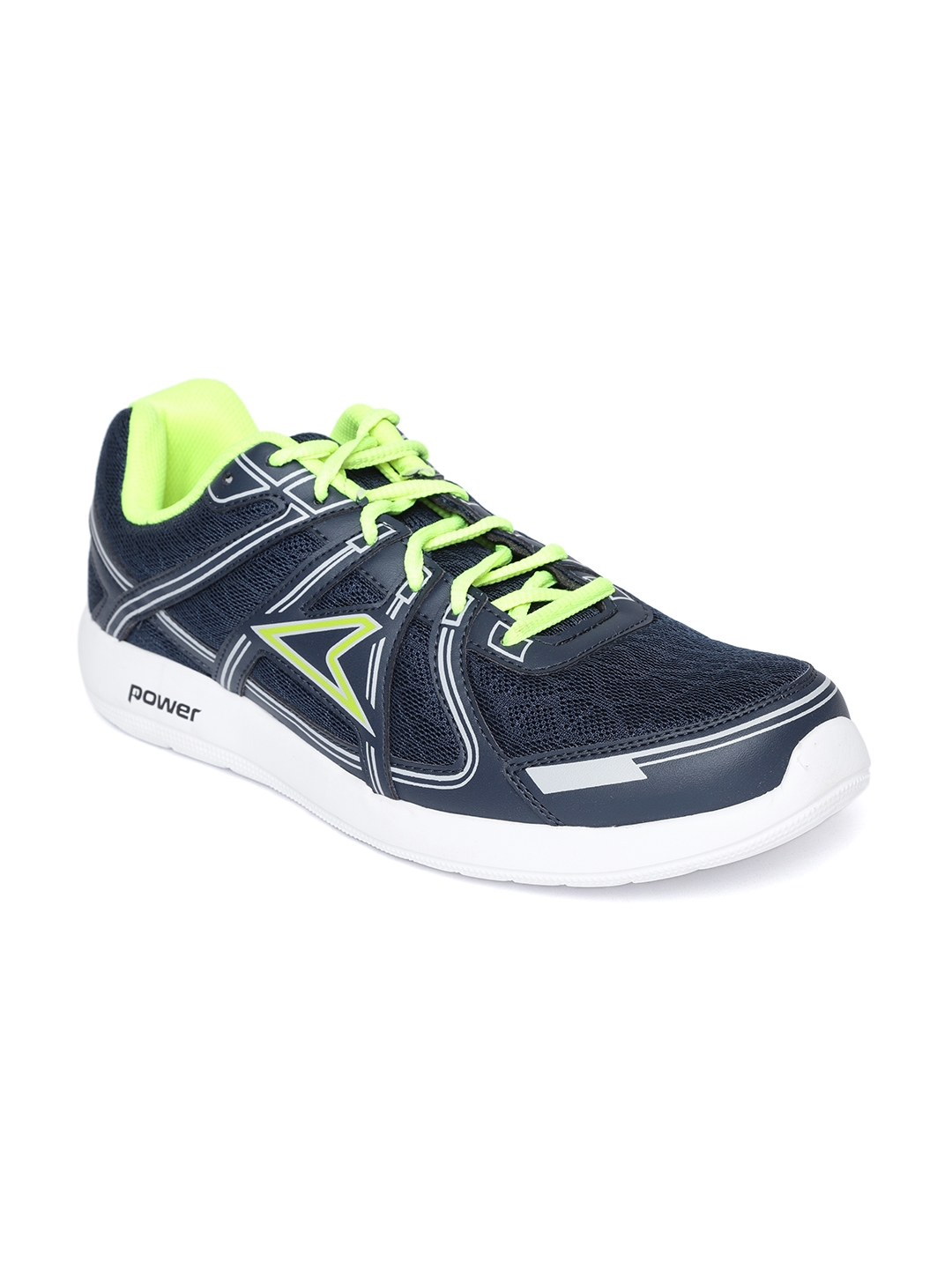Buy Power Men Navy Barone Training Shoes Sports For Electricity Basic Courses