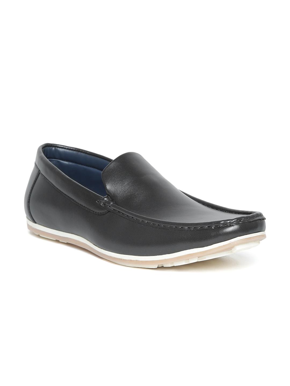 1c972d4f99785 Buy Bata Men Black Loafers - Casual Shoes for Men 5801944 | Myntra