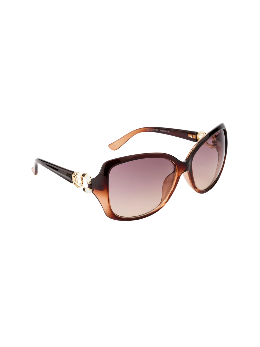 21f5061526e Buy Ted Smith Women Pink Oversized Sunglasses TSS1017 C2 ...