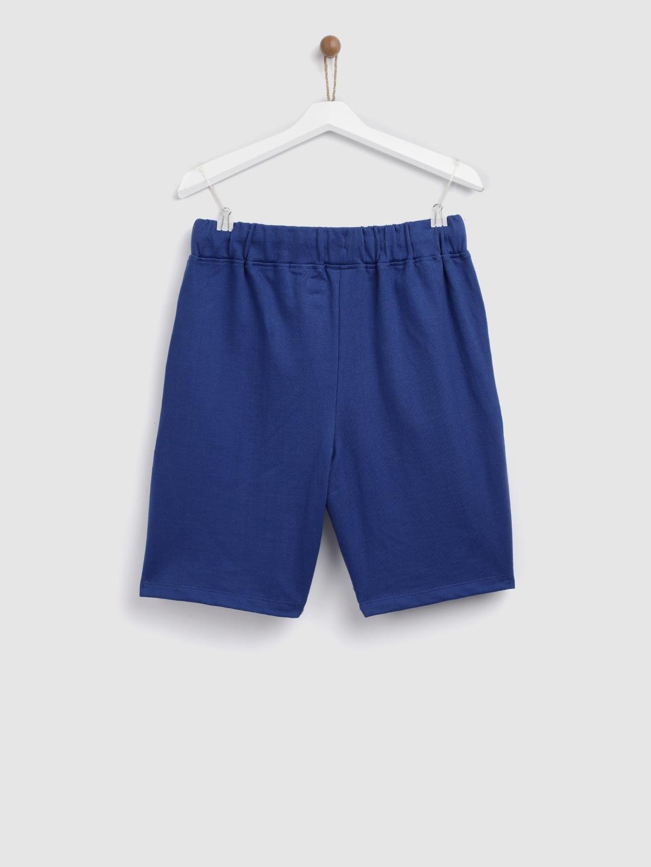 d3647b8e4a5 Buy YK Marvel Boys Blue Avengers Print Regular Shorts - Shorts for ...