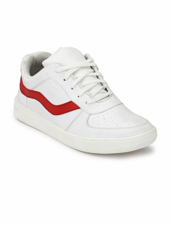 596626dc0 Buy Ferraiolo Men White Sneakers - Casual Shoes for Men 5828923 | Myntra