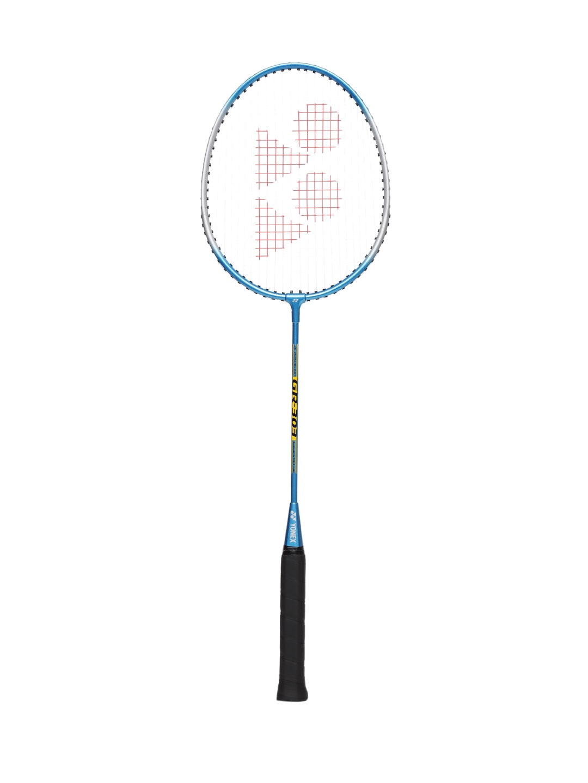 YONEX Unisex Blue   Silver B RQTS GR 303 Strung Badminton Racquets YONEX Badminton Racquets