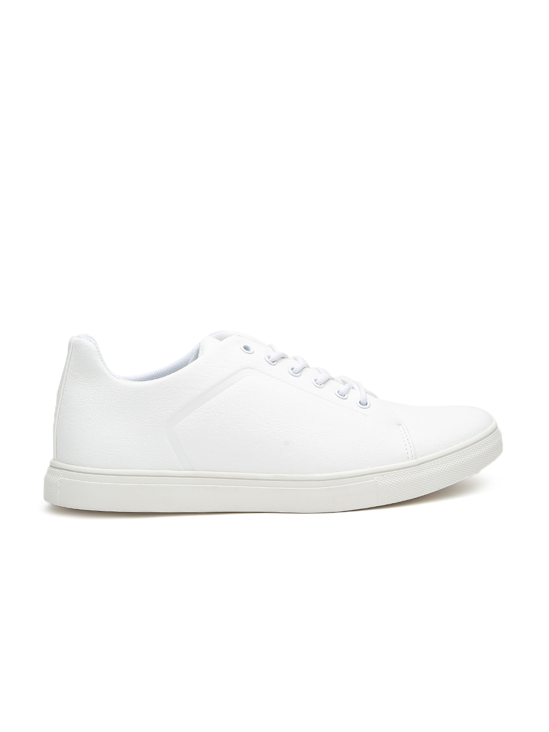 Ether Men White Sneakers - Casual Shoes